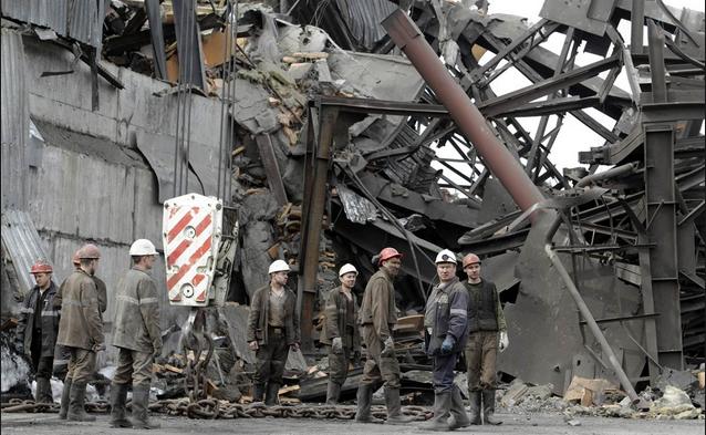 шахты кузбасса