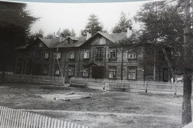 типовые жилые дома в/ч 68586 Куженкино-2