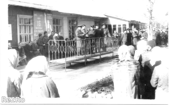 Куженкино . Старый штаб