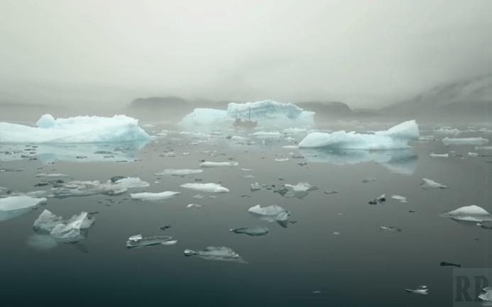Политика. Льды Гренландии